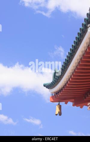 Narita Jinja (Shrine) is a large Shinto shrine in the heart of Narita CIty, Japan - Stock Photo