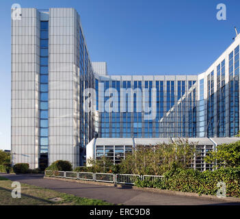 Ministry of Internal Affairs and Municipal Issues NRW, Düsseldorf, Rhineland, North Rhine-Westphalia, Germany - Stock Photo