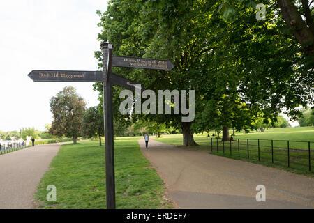 Princess Diana Memorial Playground Kensington Gardens
