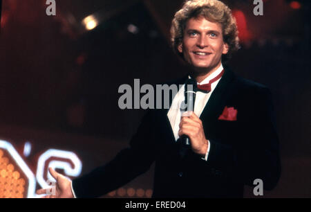 Rex Smith in Los Angeles, USA. American singer and actor, b September 19, 1955 -. - Stock Photo
