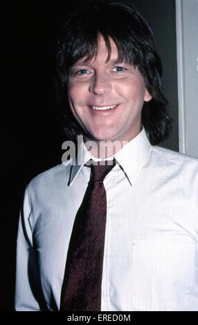 Randy Meisner, portrait taken in Los Angeles, USA. American singer, songwriter, guitarist and founding member of - Stock Photo
