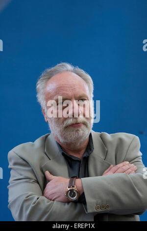Brian Keenan, Irish writer at the Edinburgh Book festival 2010, Edinburgh, Scotland, UK, 26 August 2010. - Stock Photo