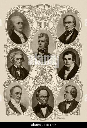 What did Alexander Hamilton, Edmund Randolf and ... - Brainly