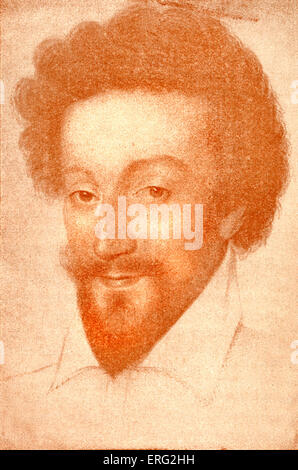 Henry IV of France, king of France 13 December 1553 - 14 May 1610 - Stock Photo