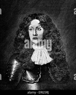 John Grahame of Claverhouse, 1st Viscount Dundee.. Scottish soldier and nobleman, 1648 - 1689. - Stock Photo