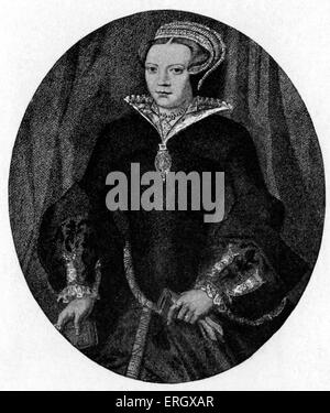 Mary Dudley: Wife of Sir Henry Sidney and eldest daughter of John Dudley, 1st Duke of Northumberland.  HS: Lord - Stock Photo