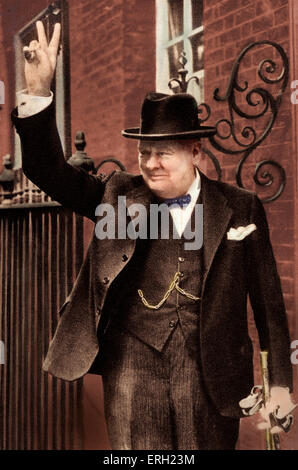 a biography of sir winston churchill a british prime minister The man regularly rated as britain's greatest prime minister pursued his  life  and wars of clementine churchill, said the young sir winston.