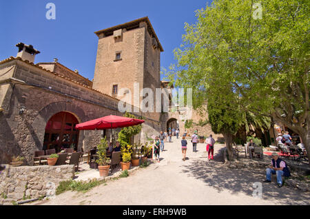 Valldemossa monastery Laq Reial Cartoixa - Stock Photo