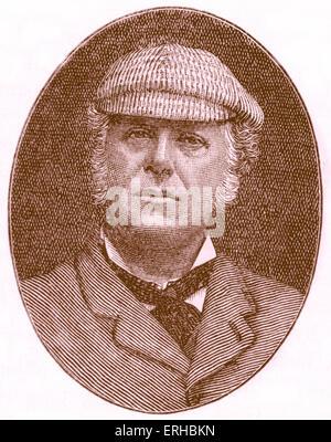 Sir John Everett Millais, 1st Baronet (8 June 1829 – 13 August 1896). English painter and illustrator. Co- founder of the
