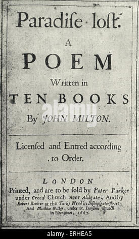 english book title page