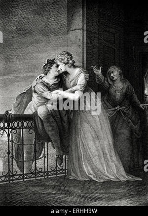an analysis of the balcony scene in romeo and juliet by william shakespeare Michael donkor studies the characters of romeo and juliet in act 2, scene 2 – otherwise known as the 'balcony scene'  character analysis: romeo and juliet .