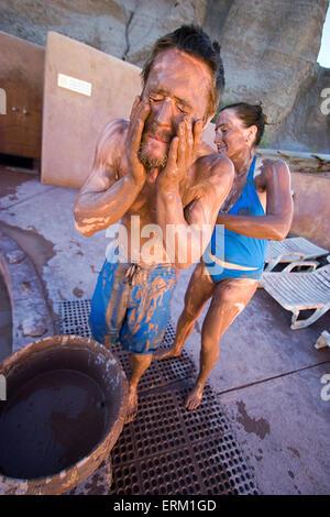 Ojo Caliente Mineral Springs Stock Photos & Ojo Caliente