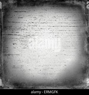 Medium format film frame - Stock Photo