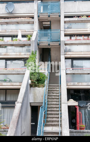 The Alexandra and Ainsworth estate in Camden, North West London. - Stock Photo