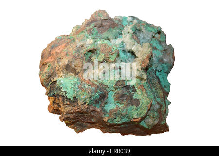 Copper Mineral - Stock Photo
