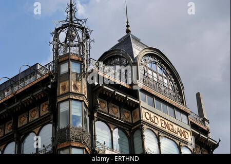Art Nouveau Architecture In Old Town Tbilisi Georgia Stock Photo Royalty Fre