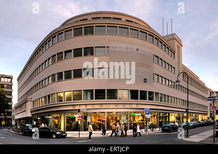 Ditsch House in Cologne Koeln Zentrum Nordrhein-Westfalen Deutschland Europa - Stock Photo
