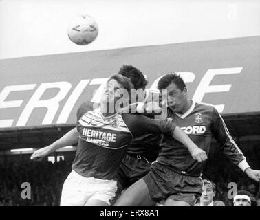 Gary Andrew Pallister (born 30 June 1965) is an English former professional footballer, sports television pundit - Stock Photo