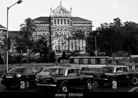 Police Headquarters ; Bombay Mumbai ; Maharashtra ; India - Stock Photo