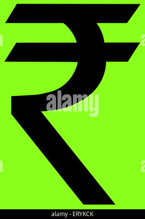 Indian Currency Symbol Stock Photo 53673273 Alamy