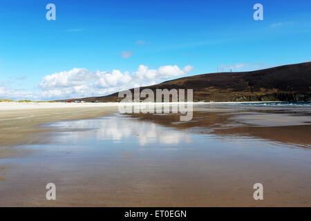 Irish beach, landscape - Stock Photo