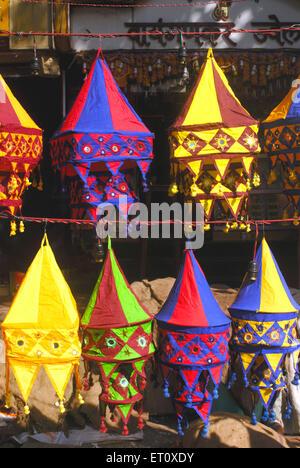 Cloth lampshades stock photo 111373506 alamy cloth lampshades colourful lanterns cloth lampshades handicraft work akashkandil hang shop for sell celebrating diwali festival aloadofball Images