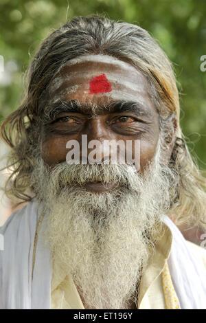 Indian Priest MR#788 B - Stock Photo