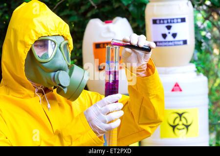 Toxic substance - Stock Photo