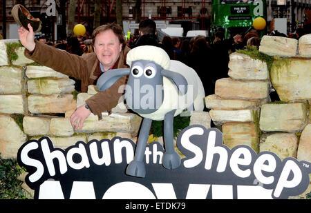 Shaun The Sheep Movie 2015 Featuring: Aides Gallagher ...