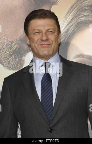 Los Angeles premiere of 'Jupiter Ascending' at TCL Chinese Theatre - Arrivals  Featuring: Sean Bean Where: Los Angeles, - Stock Photo