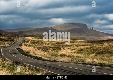The Storr - Isle of Skye, Scotland - Stock Photo
