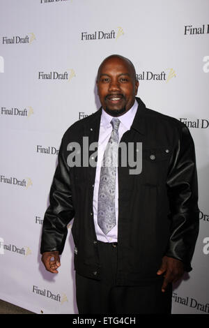 10th Annual Final Draft Awards  Featuring: Esquire Where: Los Angeles, California, United States When: 12 Feb 2015 - Stock Photo