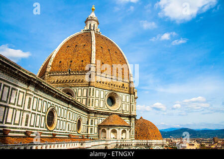 Florence Cathedral - Stock Photo