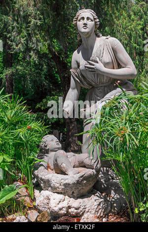 Fontana Del Mos Ef Bf Bd Villa Borghese