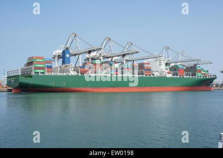 THALASSA DOXA - IMO 9667174, Amazonehaven, Port of Rotterdam, pic1 - Stock Photo