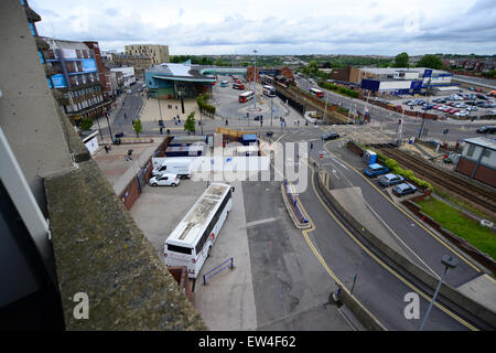 Preston Station Main Car Park