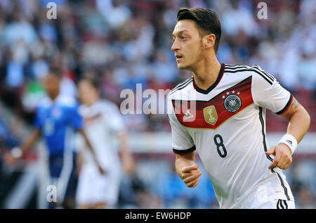 Friendlymatch at Rhein Energie Stadion Cologne: Germany vs USA: Mesut Oezil (GER) - Stock Photo