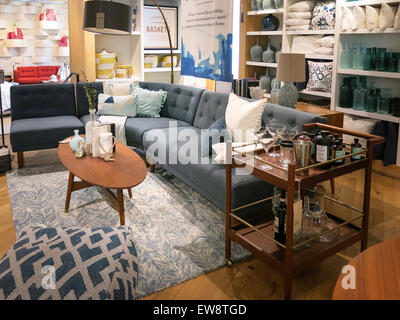 Living Room Furniture For Sale Inside The Base Exchange Store At Stock Photo Royalty Free Image