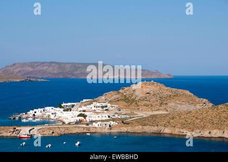 Griechenland, Kykladen, Mykonos, Halbinsel Divounia, - Stock Photo