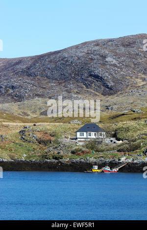 Scalpay Island, Outer Hebrides, Scotland - Stock Photo