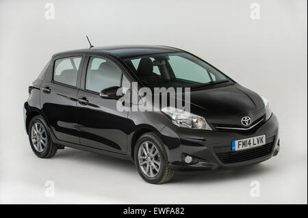2014 Toyota Yaris - Stock Photo