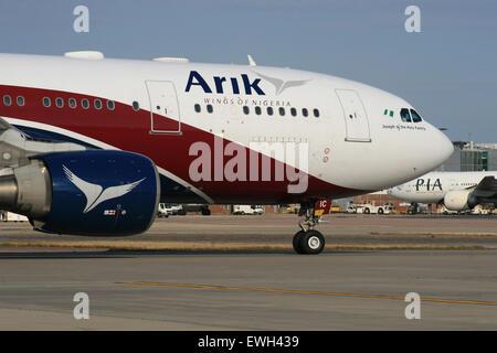 ARIK NIGERIA - Stock Photo