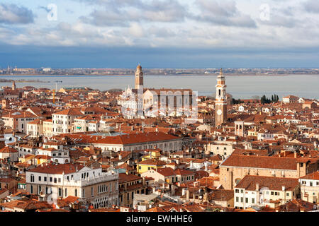View on Venice, Italy - Stock Photo