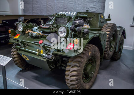1968 daimler ferret scout car 1952 british army stock photo royalty free image 84635775 alamy. Black Bedroom Furniture Sets. Home Design Ideas