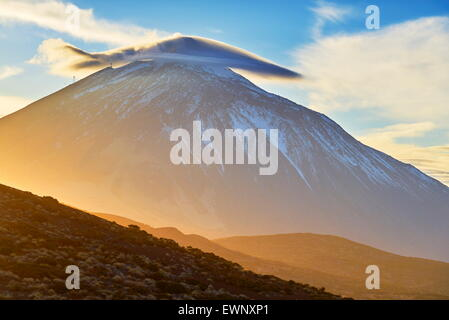 Teide National Park, Tenerife, Canary Islands, Spain - Stock Photo