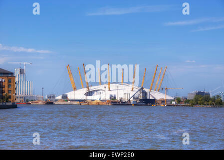 The O2 Arena, Greenwich, London, England, United Kingdom - Stock Photo
