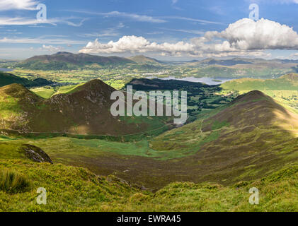 The Derwent Fells - Stock Photo