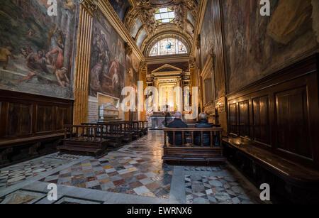 Santa Maria sopra Minerva Church - Stock Photo