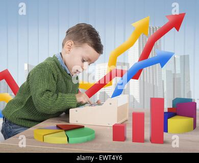 Small business consultant - Stock Photo