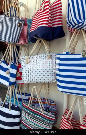 Souvenir from Rethymno, Crete, Greek Island, Greece, Europe - Stock Photo